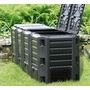 Kompostér Compogreen 1600l černý