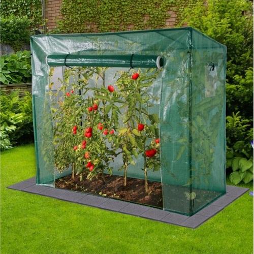ALDO fóliovník na rajčata velký 200x169x80 cm