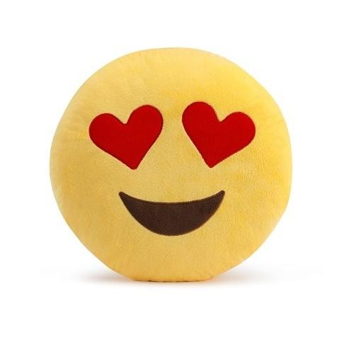 ALDO Polštář smajlík Emoji LOVE