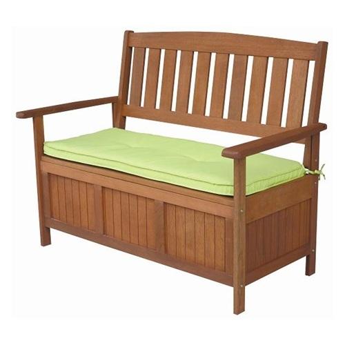ALDO dřevěná lavice DIANA s úložným prostorem